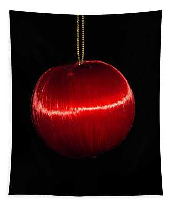 Hanging Christmas Ornament Tapestry