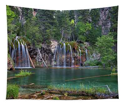 Hanging Lake Colorado Tapestry