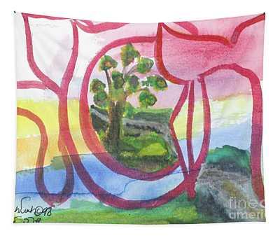 Hasia Chasya Nf1-106 Tapestry