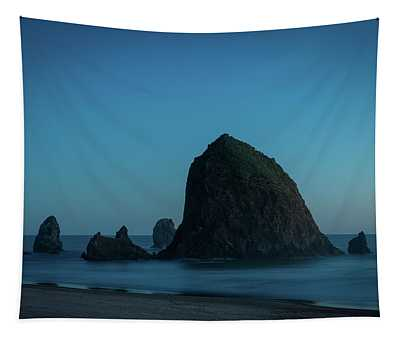 Haystack And Needles Tapestry