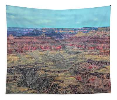 Hdr Grand Canyon  Tapestry