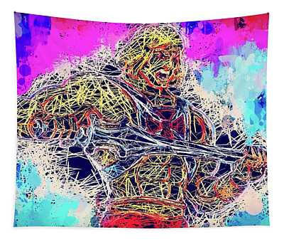 He - Man Tapestry
