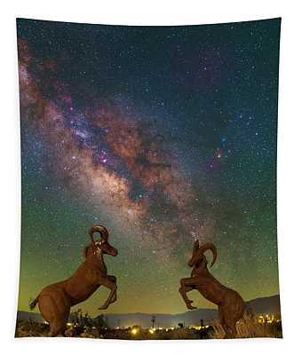 Head To Head With The Galaxy Tapestry