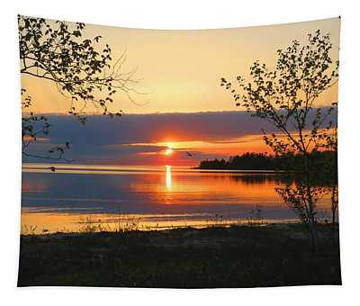 Headlands Sunset Tapestry
