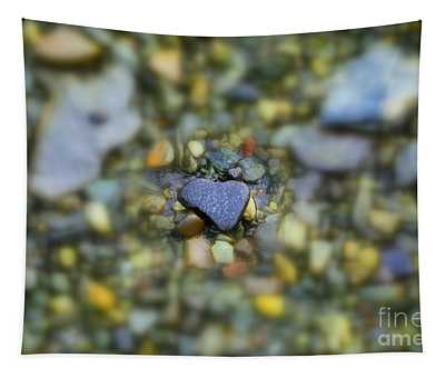 Tapestry featuring the photograph Heart Of Stone Maine by Patti Whitten