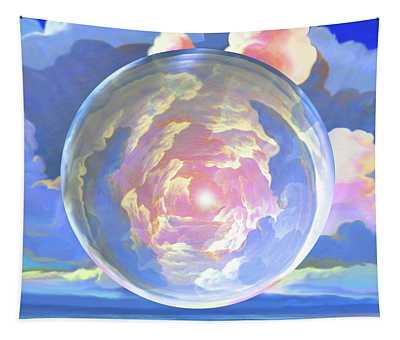 Heaven Meets Sea Tapestry