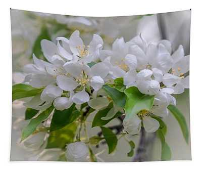Heavenly Blossoms Tapestry