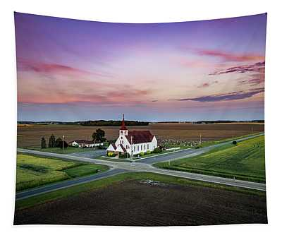 Heavenly Colors Tapestry