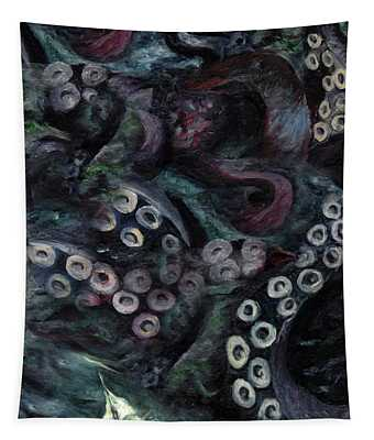 Hell Hath No Fury Tapestry