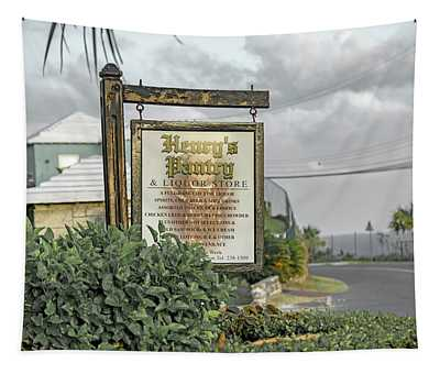 Henry's Pantry Bermuda Tapestry