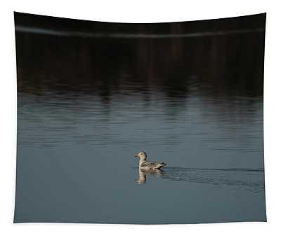 Herring Gull Tapestry