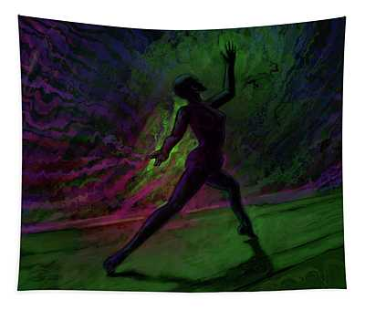 Hidden Dance Tapestry