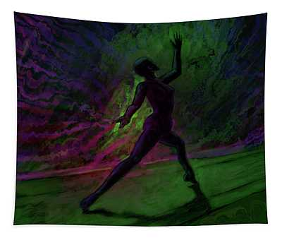 Hidden Dance Tapestry