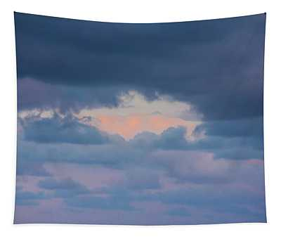 High Above The Clouds Tapestry