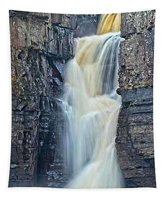 High Force Waterfall Tapestry