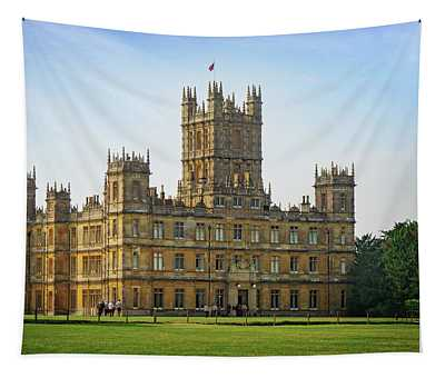Highclere Castle Tapestry