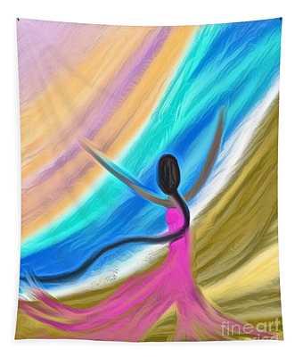 Highest Praise Tapestry