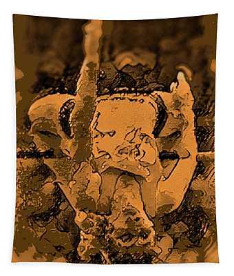 Highjumper Tapestry