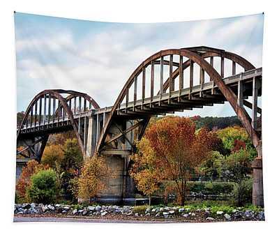 Historic Cotter Bridge Tapestry