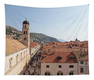 Historic Dubrovnik Tapestry