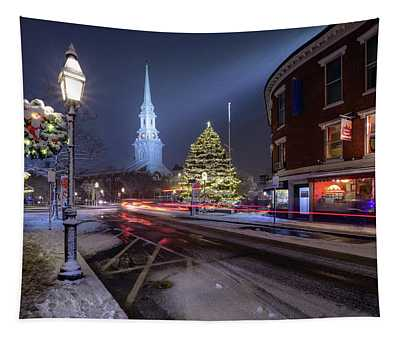 Holiday Magic, Market Square Tapestry