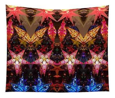 Holiday Stars Tapestry