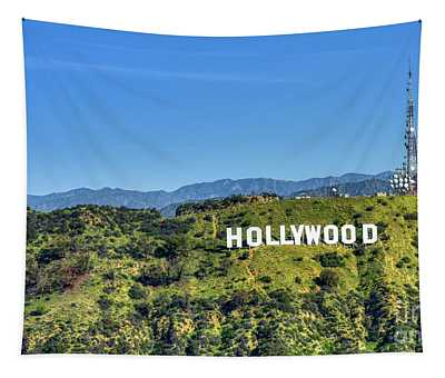 Hollywood 2 Tapestry