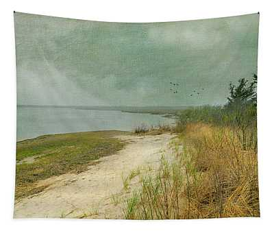 Home By The Sea Tapestry