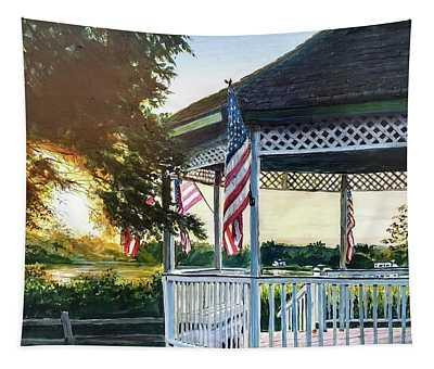 Hometown Tapestry