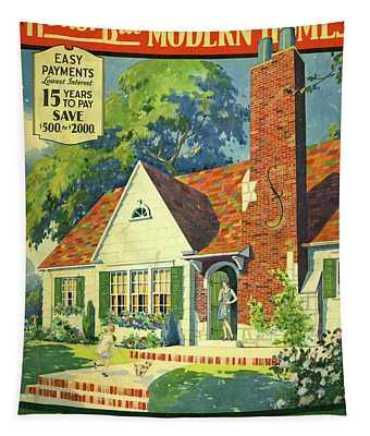 Honor Bilt Modern Homes Sears Roebuck And Co 1930 Tapestry