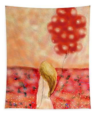 Hope's Daydreams Tapestry