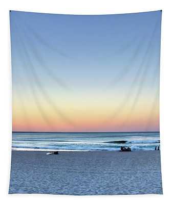 Horizon Over Water Tapestry
