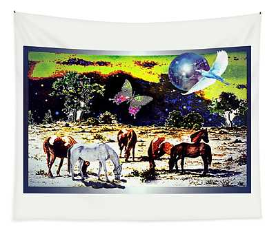 Horse Heaven Tapestry
