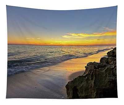 House Of Refuge Beach 2 Tapestry