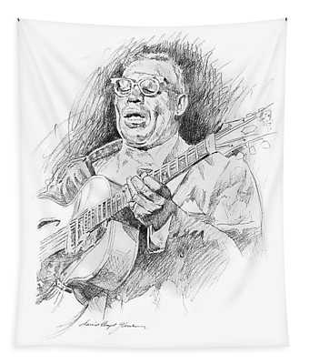 Howlin' Wolf Tapestry
