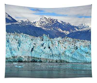 Hubbard Glacier Alaska Tapestry