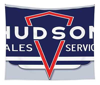 Hudson Motor Co. Tapestry