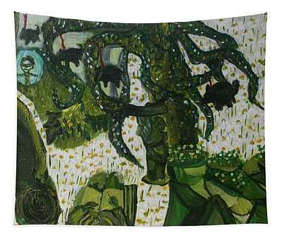 Humanity Waits Tapestry