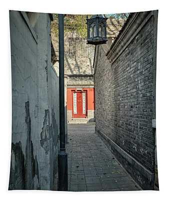 Hutong  Tapestry
