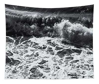Tapestry featuring the photograph Hydropower by Matthew Nelson