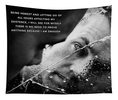 I Am Enough - Part 3 Tapestry