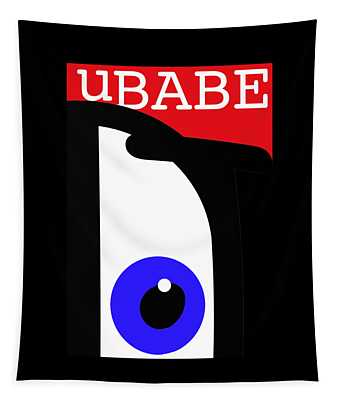 I See Ubabe Tapestry