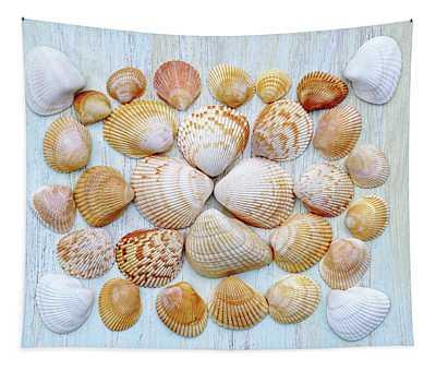 I Wish To See Seashells Tapestry