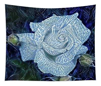 Ice Rose Tapestry