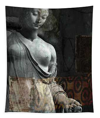 If Not For You - Statue Tapestry