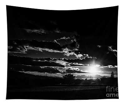 Tapestry featuring the photograph I'll Follow The Sun by Matthew Nelson