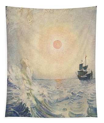 The Little Mermaid, Illustration From  Tapestry