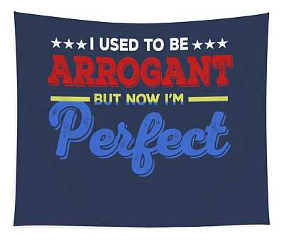 I'm Perfect Tapestry