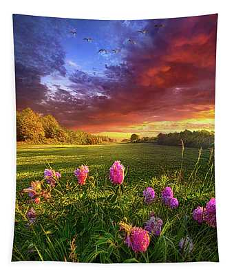 Imagine No Limitations Tapestry