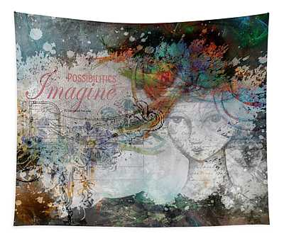 Imagine Possibilities Tapestry